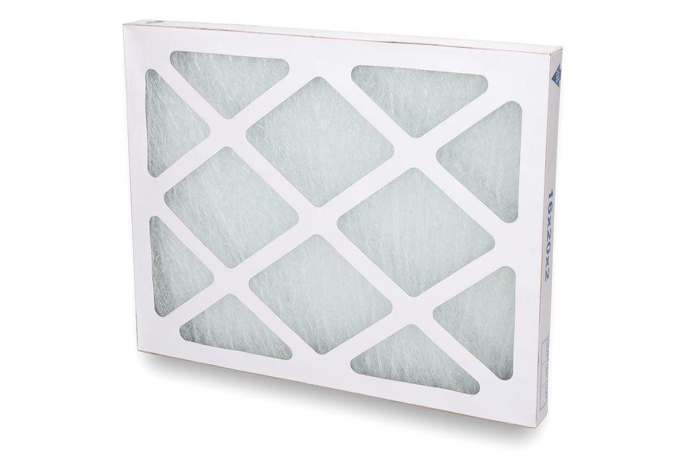 Filterzellen im Kartonrahmen mit Glasfasermatten nach EN779 Grobstaubfilter Vorfilter