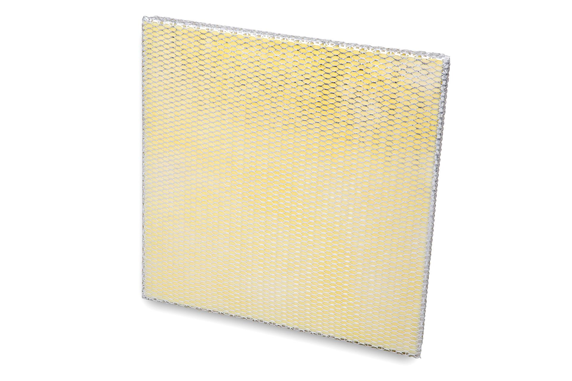 Decken und Hochtemperaturfilter