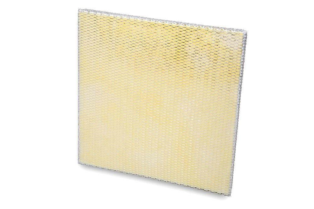 Kassetten Feinfilter mit Streckmetalleinfassung Filterpacks für Trockenkabinen AL200 UG300 480x480x14 mm