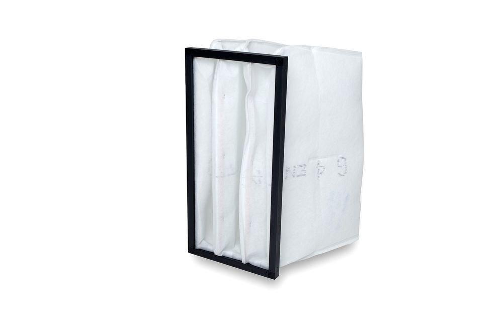 Taschenfilter Kunststoffrahmen
