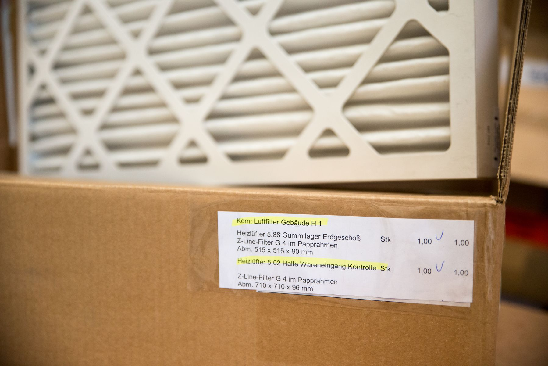 Individuelle Verpackung und Beschriftung - Wieninger GmbH